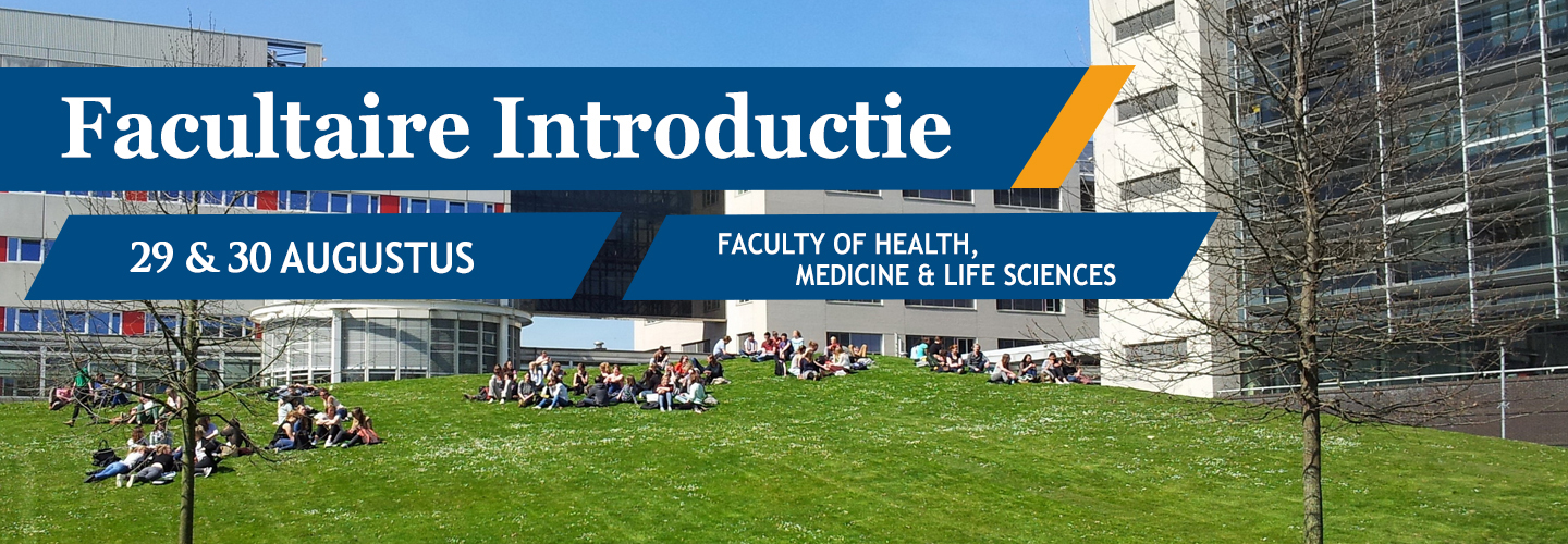 Facultaire Introductie – Faculty Introduction